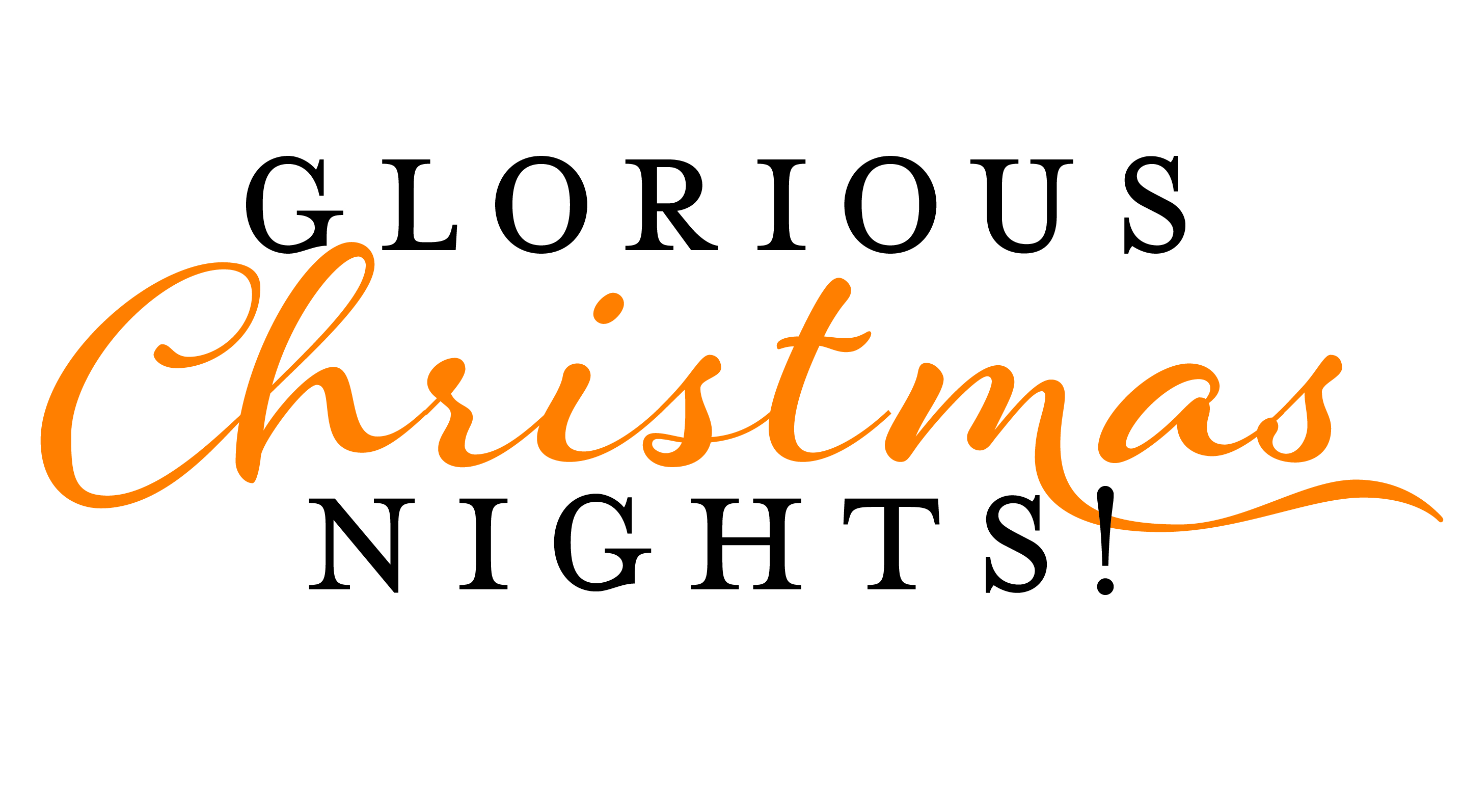Glorious Christmas Nights